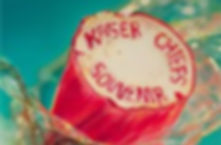 Personalised Rock for The Kaiser Chiefs