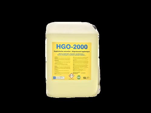 HGO - 2000  10 liter