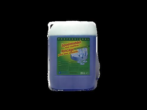 Spoelmiddel voor vaatwasmachine