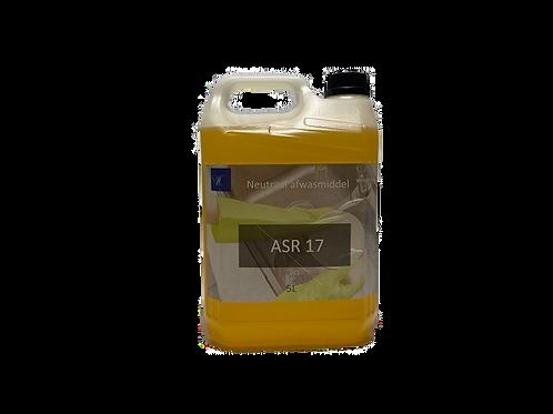 ASR 17 Detergent Reukloos 4x5 liter