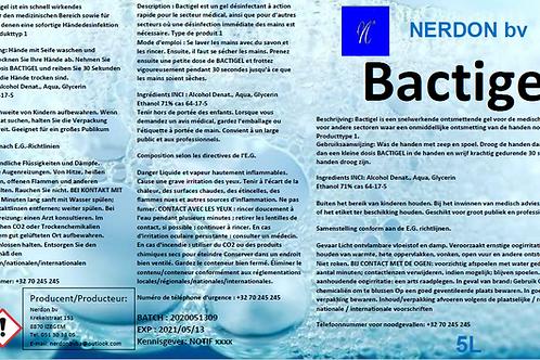 Bactigel 5L BE-REG-00709