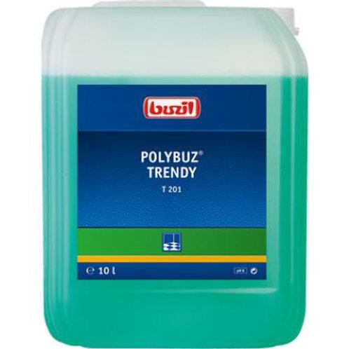 T201 Polybuz 10l: nettoyant sol