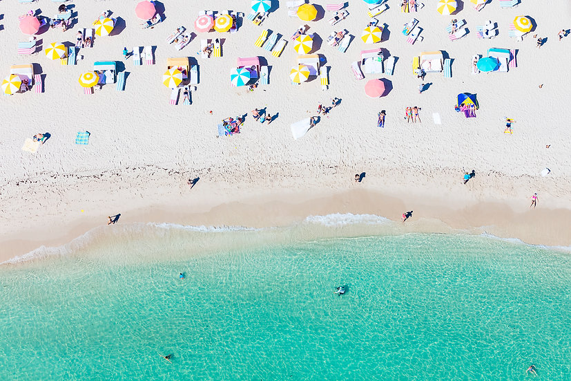 Miami Beach - Pastels III