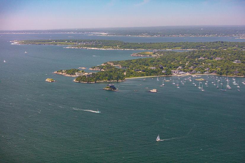 Rhode Island - Newport Harbor V