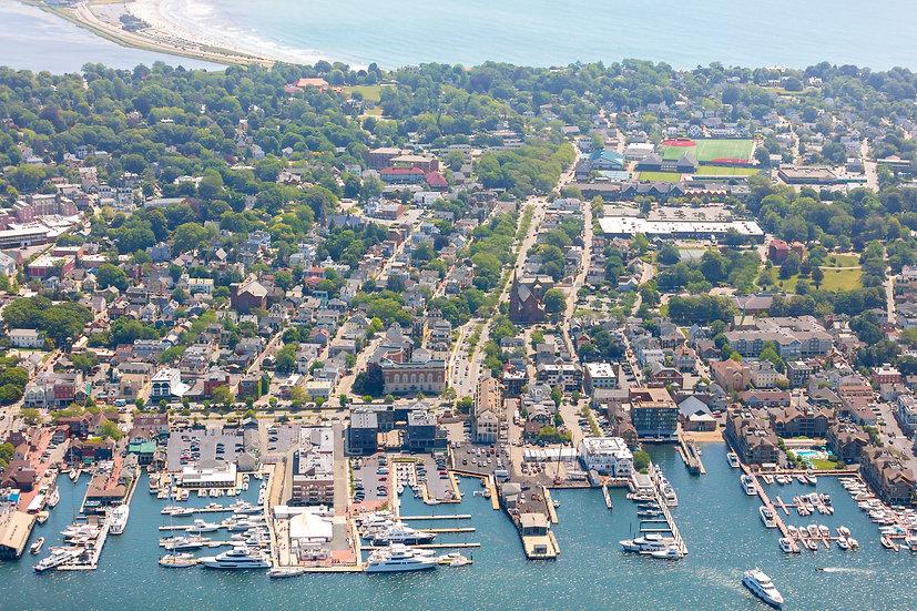 Rhode Island - Newport Harbor VIII