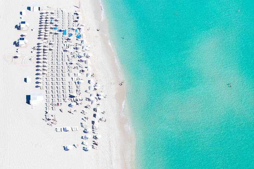 Miami Beach - White III
