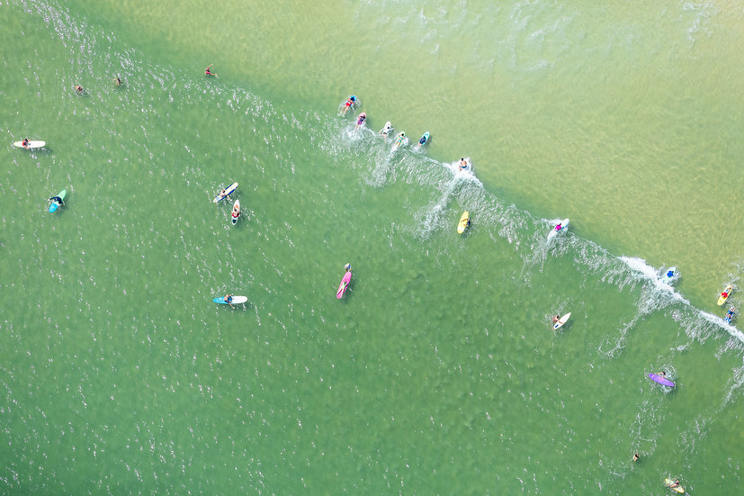 Manasquan IX - Surf