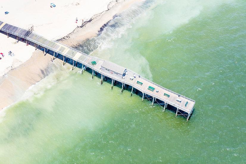 Belmar V - Fishing Pier - CC x Waterlily