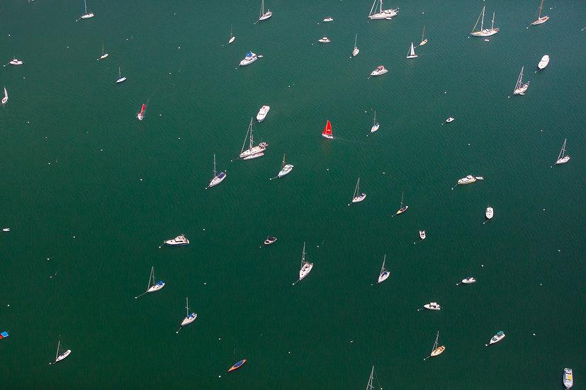 Rhode Island - Newport Harbor VI