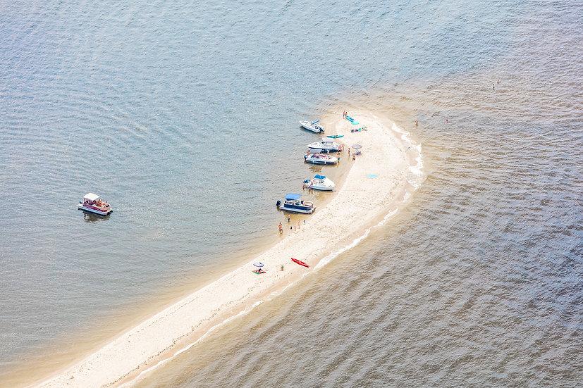 Sandy Hook XII - Bay