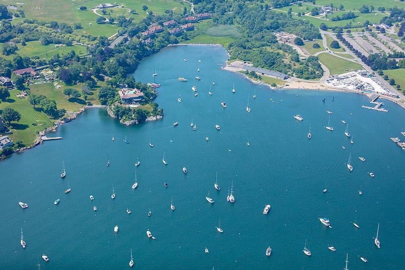Rhode Island - Newport Harbor IX