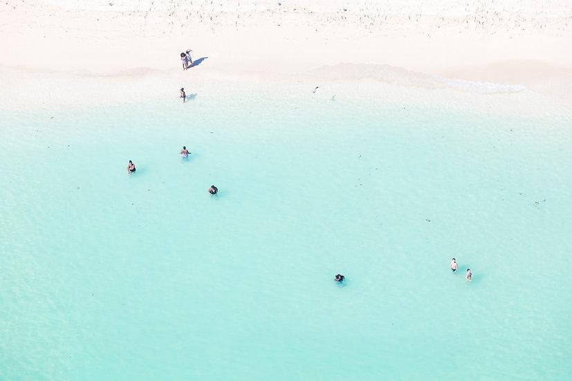South Beach - Swimmers III