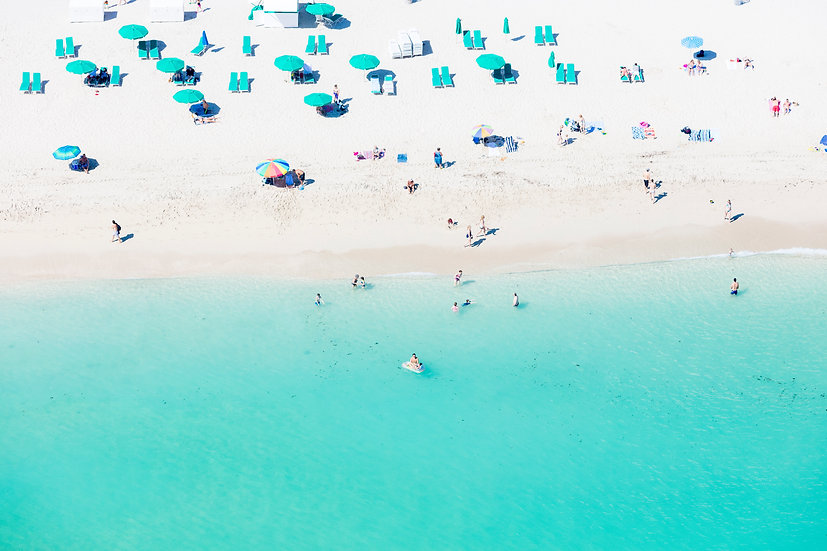 Miami Beach - Seafoam II