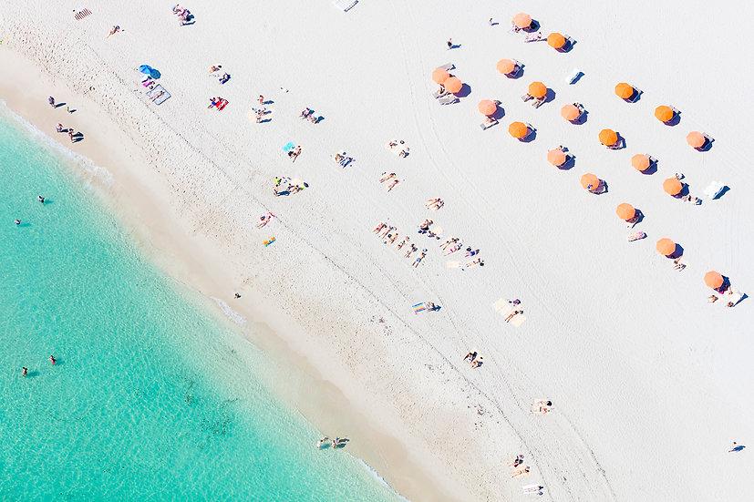 Miami Beach - Orange II