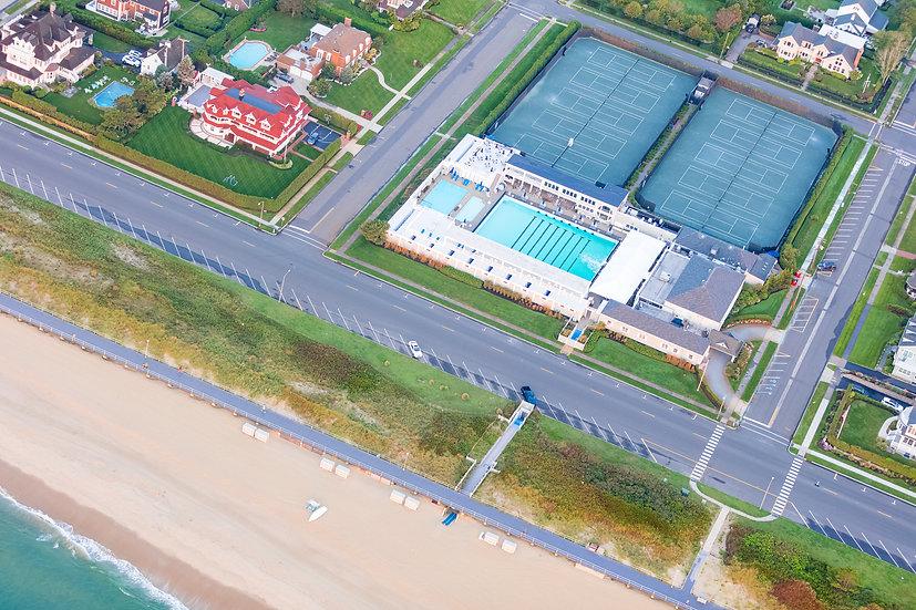 Spring Lake IX - Bath and Tennis Club - Sunrise