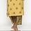 Thumbnail: Chacha's 101851 printed rayon kurta with striped rayon palazzo pants