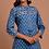 Thumbnail: Chacha's 101883 printed cotton kurta set