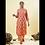 Thumbnail: Chacha's 101823 Printed cotton silk kurta set with yoke embroidery