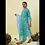 Thumbnail: Chacha's 101829 printed cotton kurta set with dupatta