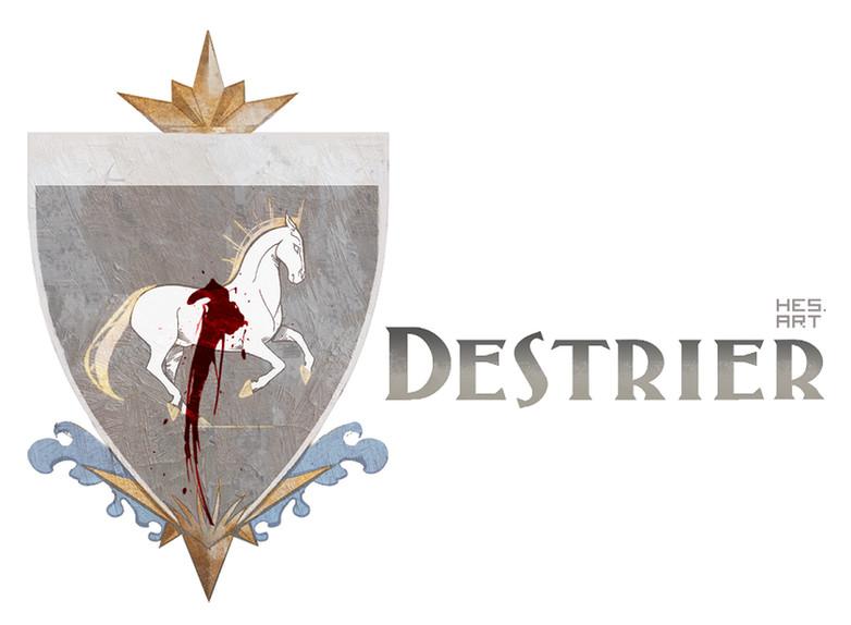 Destrier - personal project