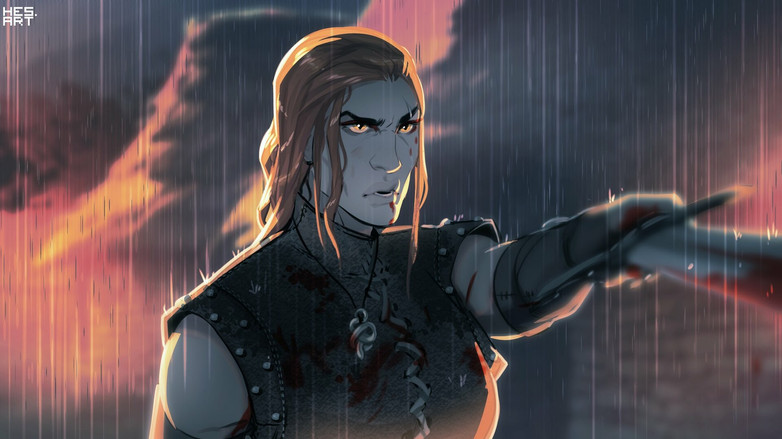 Witcher- TV series fan characters