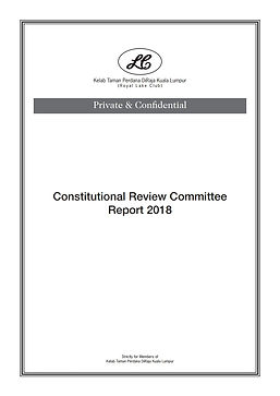 10. Constitutional Review Committee Repo