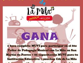 Concurso Maestra Musical de La Mila