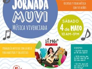 3era Jornada MUVI con La Mila 2019