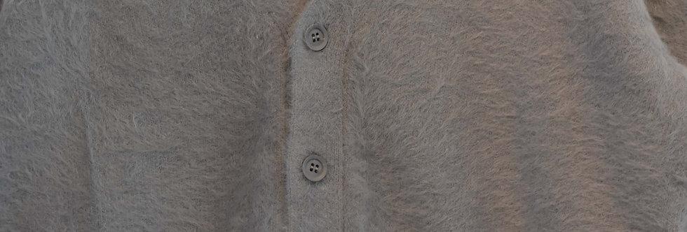 STAMPD / Angora Cardigan(Grey)