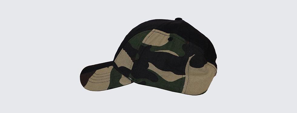 STAMPD / SPLIT SEAM SPORT CAP