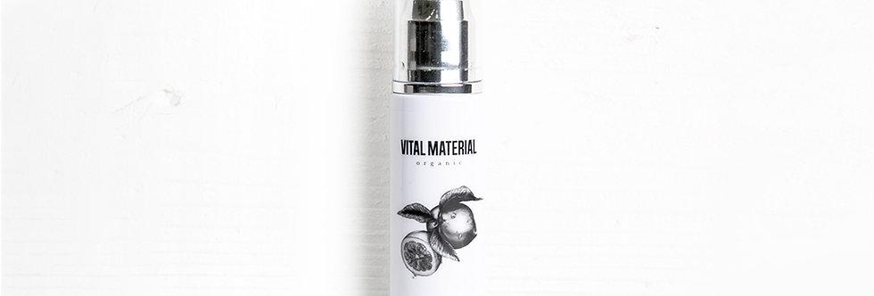 VITAL MATERIAL / SANITARY GEL レモン