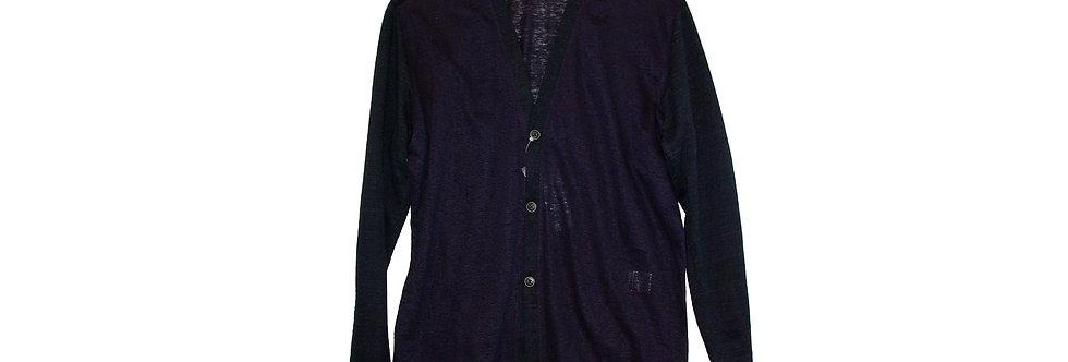 Aperitivu 301 / linen knit cardigan