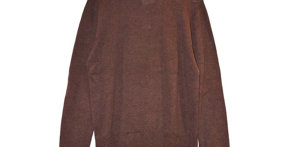 baruffa / ホールガーメントニット(brown)