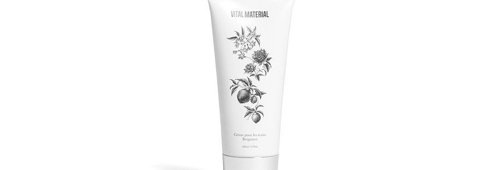 VITAL MATERIAL / HAND CREAM レモン