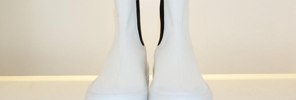 SUPERGA×ALEXACHUNG / The Other Stage Wellington Boot(White)