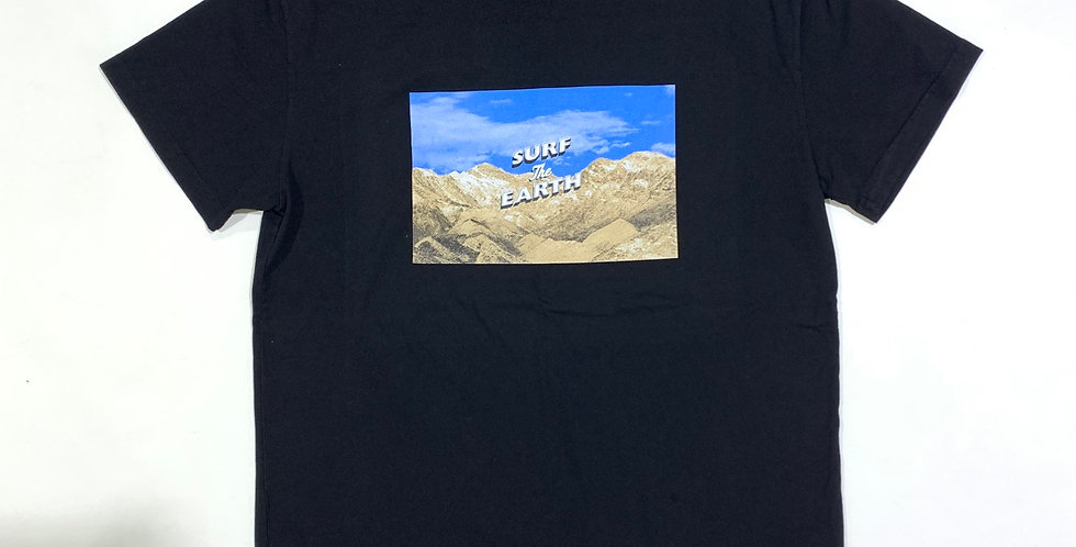 STAMPD / SURF THE EARTH T-shirts(black)
