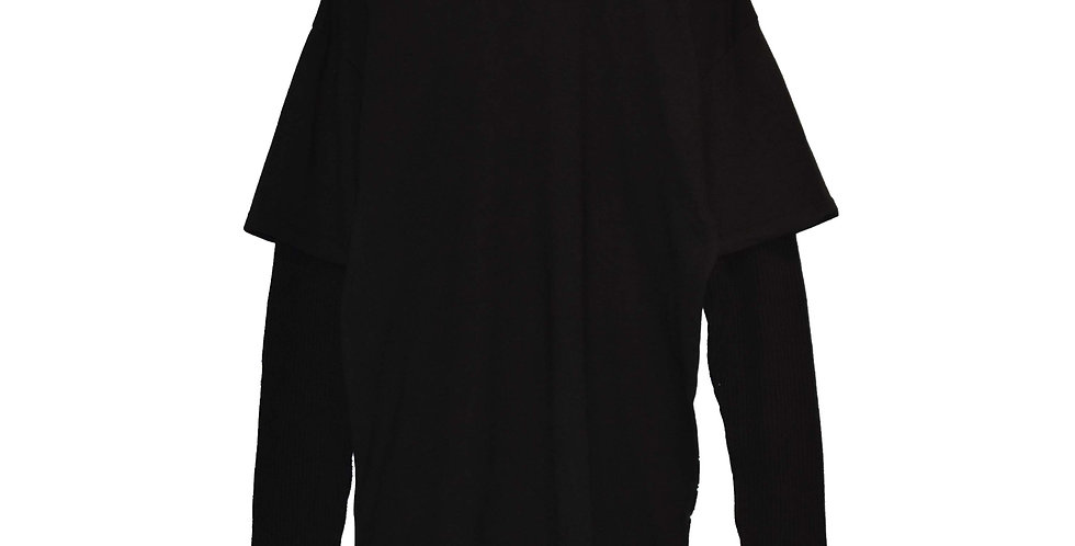 STAMPD / BINAL THERMAL LONG SLEEVE(BLACK)