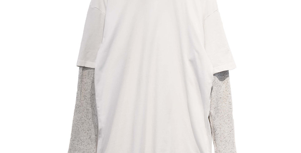 STAMPD / BINAL THERMAL LONG SLEEVE(WHITE)