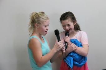 Karaoke Fun!