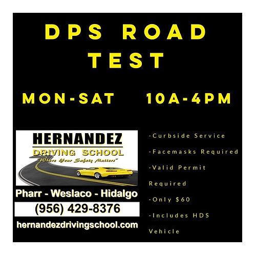 DPS Road Test