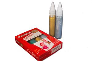 Cola Glitter Bambini Plus 25g c/4