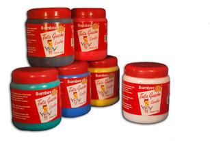 Tinta Guache Bambini Plus 250g
