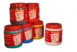 Tinta Guache Bambini Plus 500g
