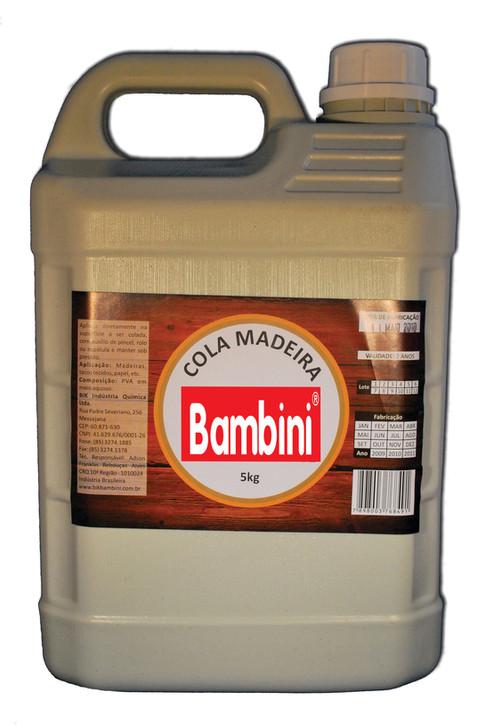 Cola Madeira Bambini 5kg