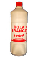 Cola Branca Bambini Plus 1kg
