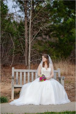 Midlothian Bridal Portraits
