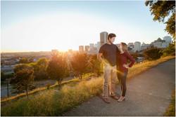 The Richmond Capitol Engagement Pics