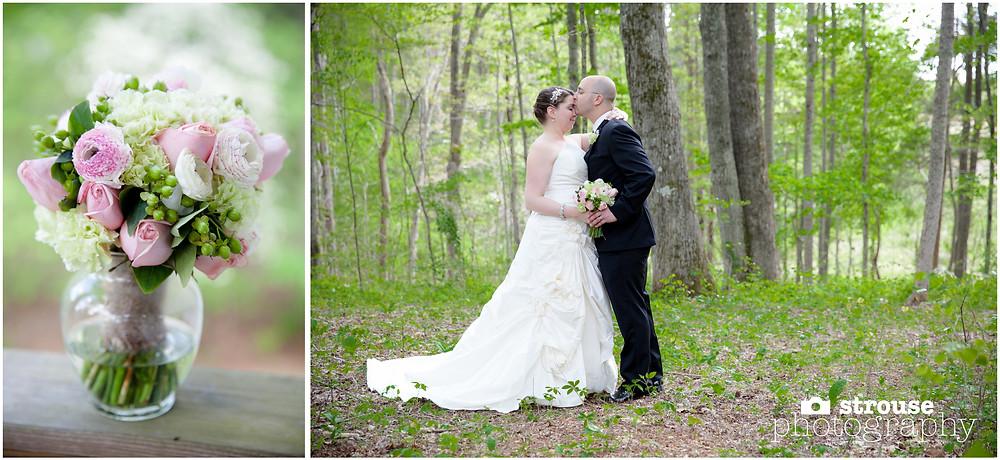 Matt and Jen Wedding Photographyin Charlottesville, Virginia
