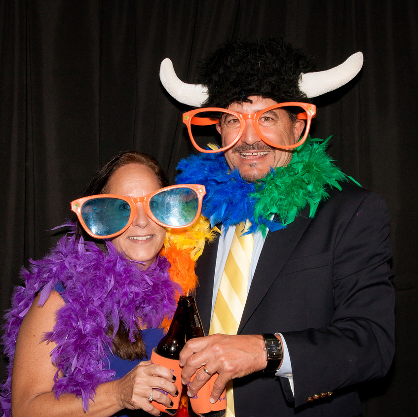 Strouse Photography Candid Booth | An alternative to traditional photo booths