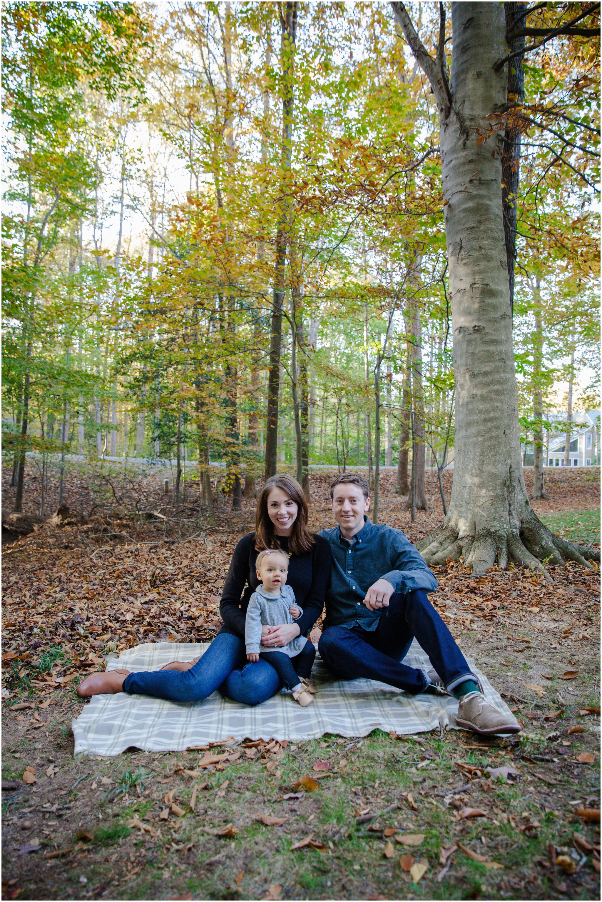 Midlothian Fall Family Portraits